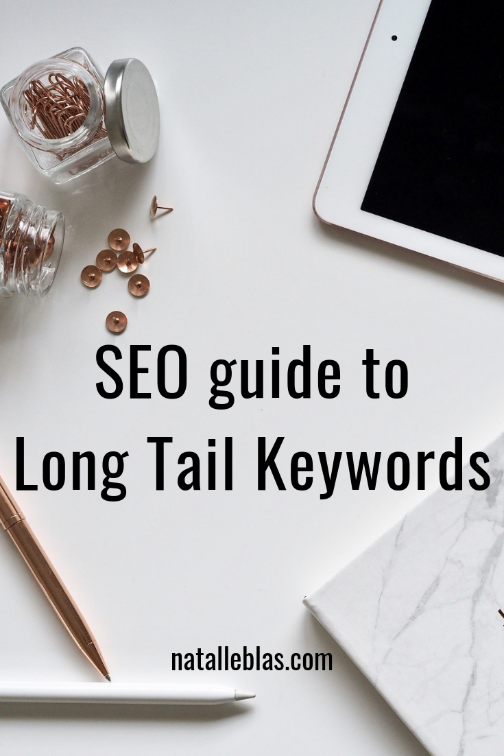 SEO guide to long tail keywords