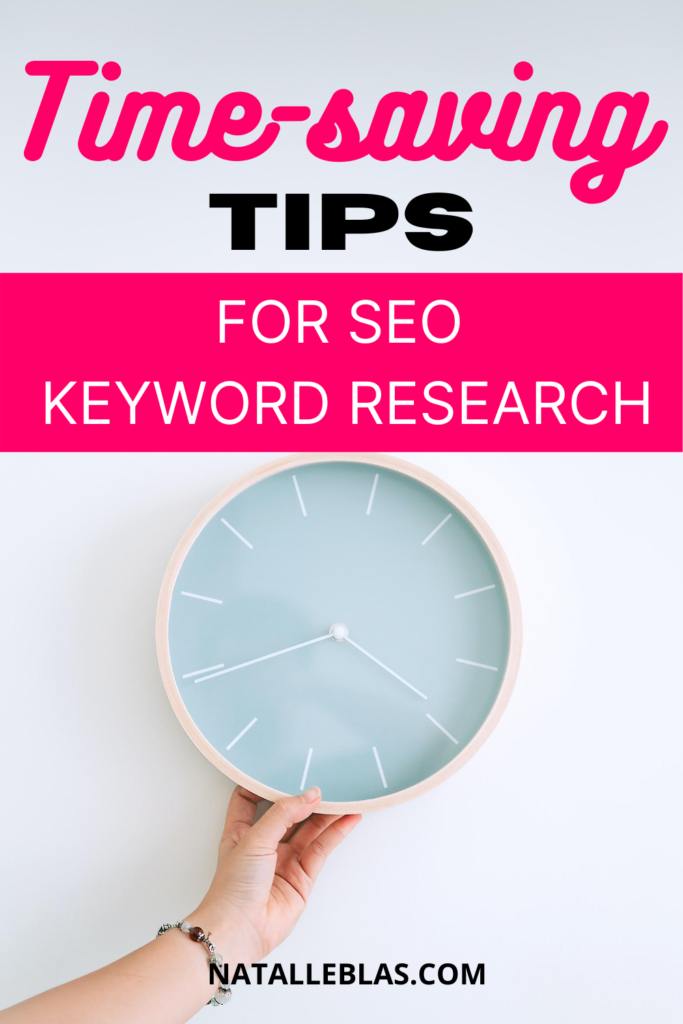 how to start keyword research